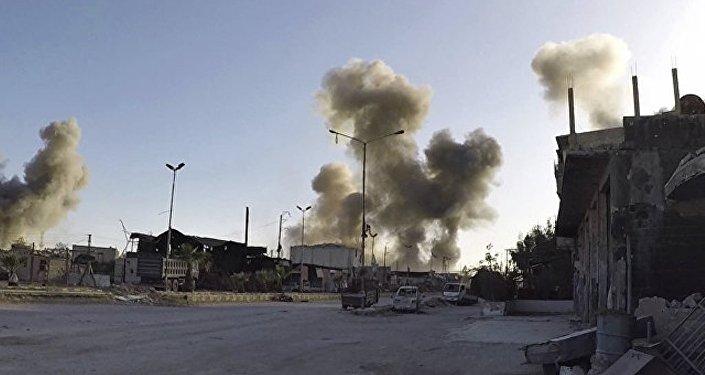 禁化武组织:将于近期派遣事实调查团核查所谓化武袭击的消息