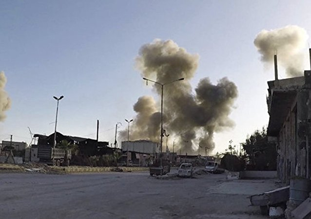 以军空袭叙空军基地导致3名伊朗人丧生