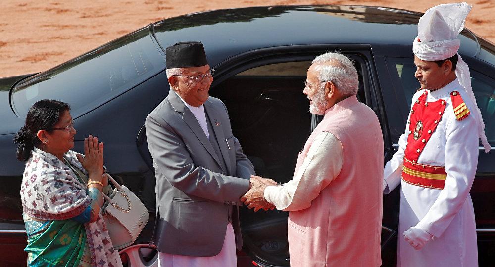 專家:印度再次挑戰中國在尼泊爾利益