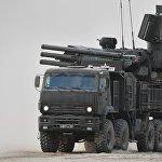 铠甲-S1防空导弹炮系统