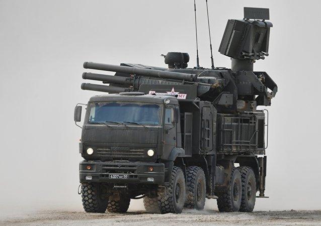 铠甲防空系统