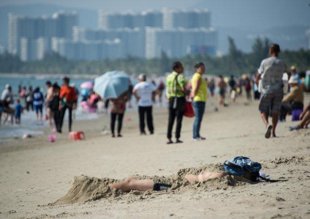 珠江旅行社恢復向俄羅斯遊客出售赴海南旅遊線路