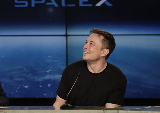 Elon Musk, founder, CEO, and lead designer of SpaceX