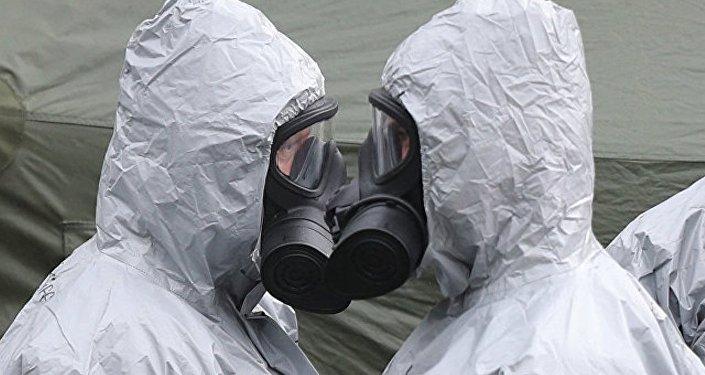 叙杜马镇医生驳斥化武中毒伤员住院的消息