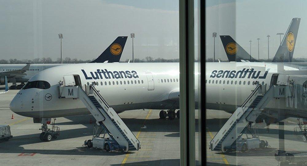 德国汉莎航空股份公司