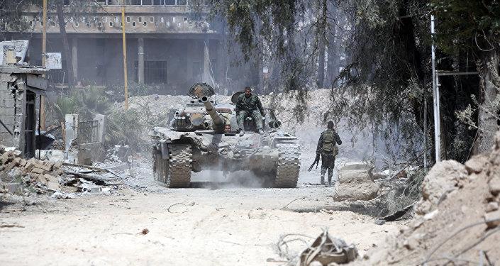 俄駐敘調解中心在敘杜馬未發現化武襲擊跡象