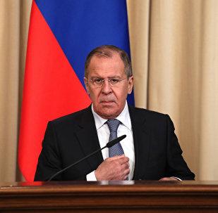 俄外長拉夫羅夫表示,除敘利亞政府軍外,敘南部邊境地區不應該有其他武裝力量