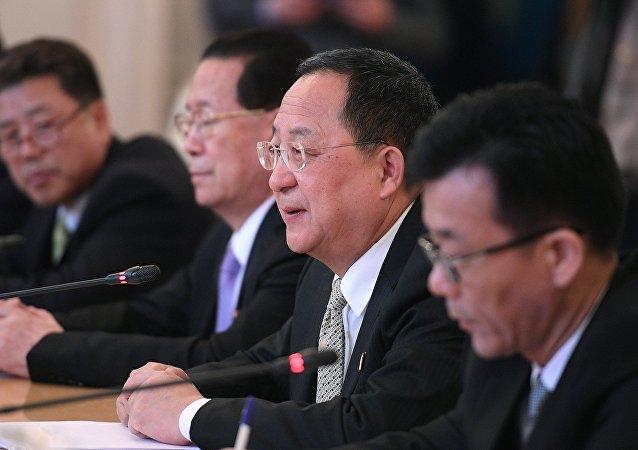 朝鮮周邊局勢呼喚俄朝積極合作