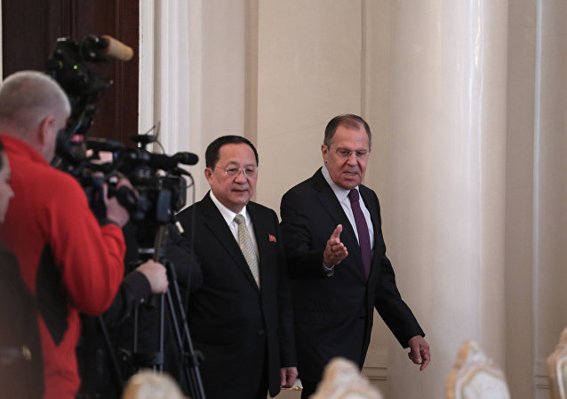 俄朝同意在聯合國指定的框架內互動