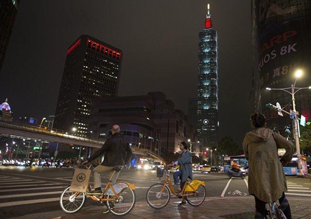 北京對美官方人士出席美在台協會台北辦事處新址落成儀式感到不滿