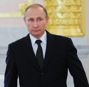 克宮消息證實,普京將於5月7日宣誓就職