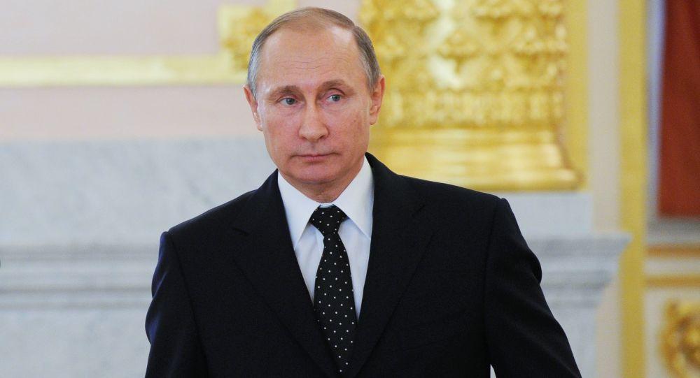 克宫:普京4月11日将接受17国大使国书