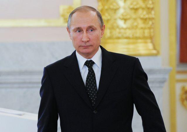克宮:普京4月11日將接受17國大使國書