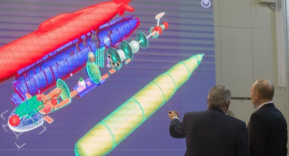 普京:库尔恰托夫研究所参与研发俄最新战略武器