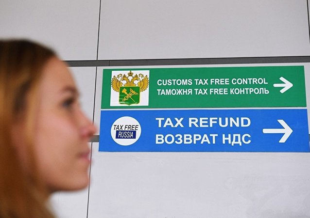俄索契機場開始試行退稅機制