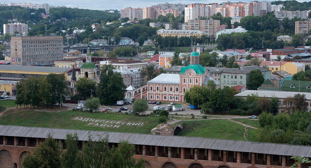 斯摩稜斯克