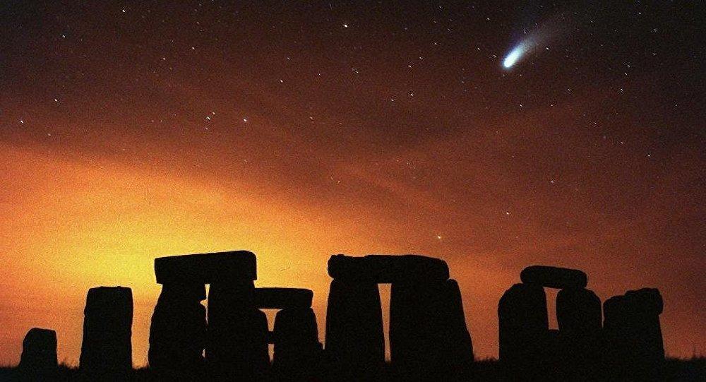 英國科學家再揭巨石陣之謎