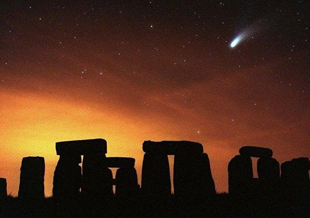 专家揭示巨石阵建造之谜