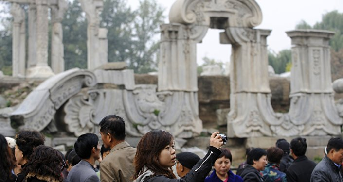 英拍卖行回应中国文物局谴责:下午五点开拍 符合英国法律