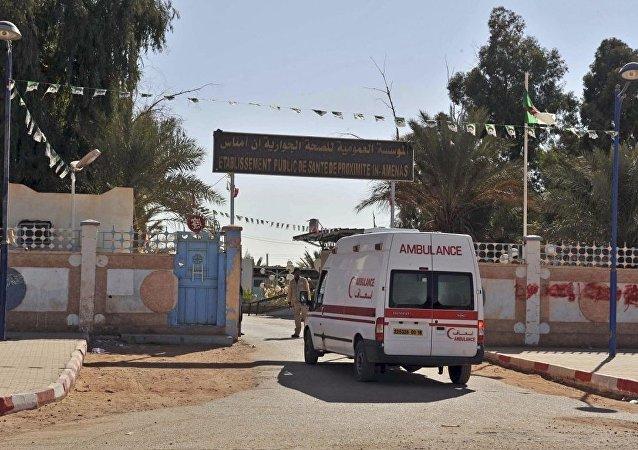 阿尔及利亚北部飞机失事致200人死亡