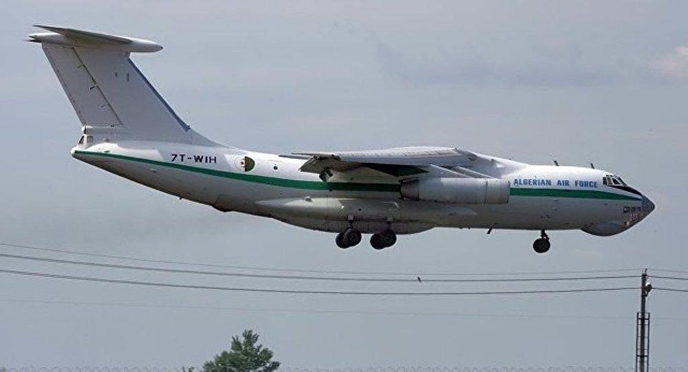 阿爾及利亞軍機空難無人生還
