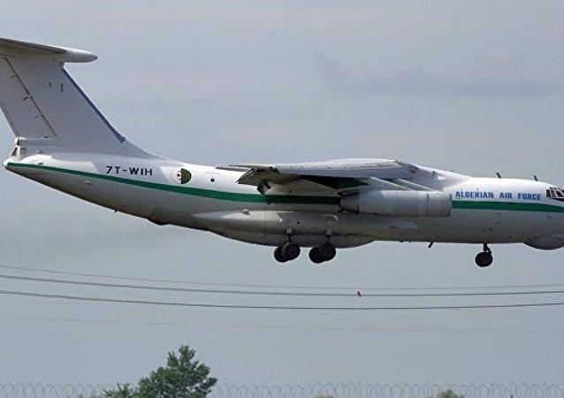 阿尔及利亚军机空难无人生还