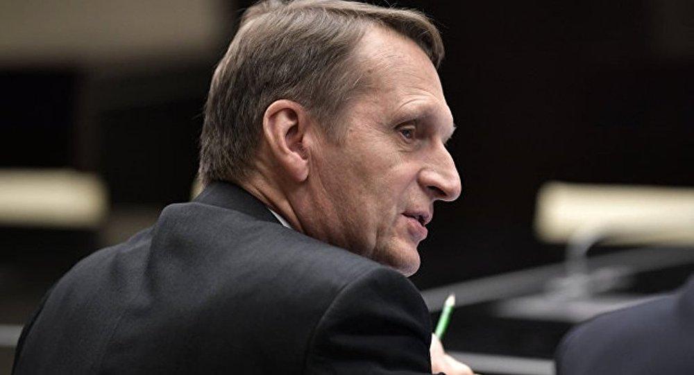 俄对外情报局局长不排除同中情局局长举行会晤的可能