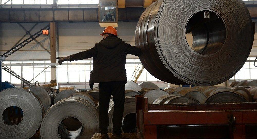 中國鞍鋼集團有意投資俄斯維爾德洛夫斯克州項目