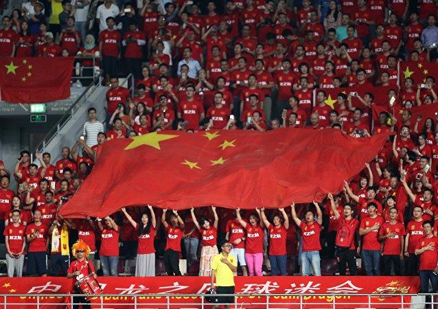 计划赴俄看世界杯的中国球迷女多男少