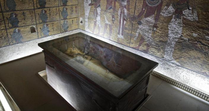 圖坦卡蒙陵墓