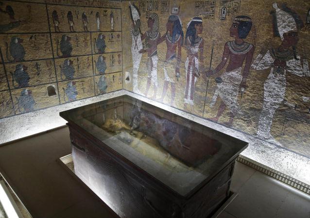 图坦卡蒙陵墓