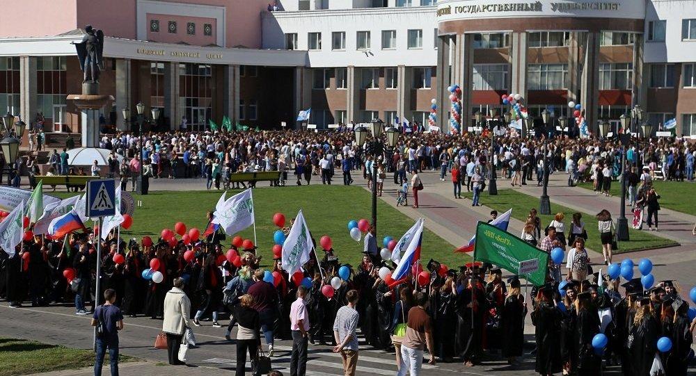 别尔哥罗德工艺大学将在中国设分院