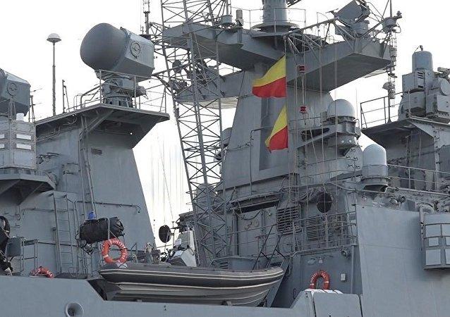 「格里戈羅維奇海軍元帥」號護衛艦