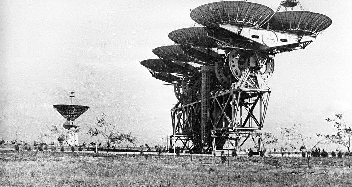 克里米亚深空通信站 (1967年)
