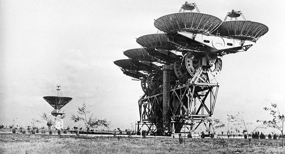 克里米亞深空通信站 (1967年)
