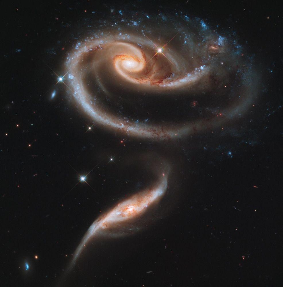 宇宙亦有心