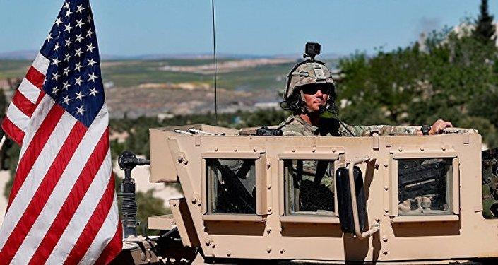 美國防長:特朗普總統還沒有做出打擊敘利亞的決定
