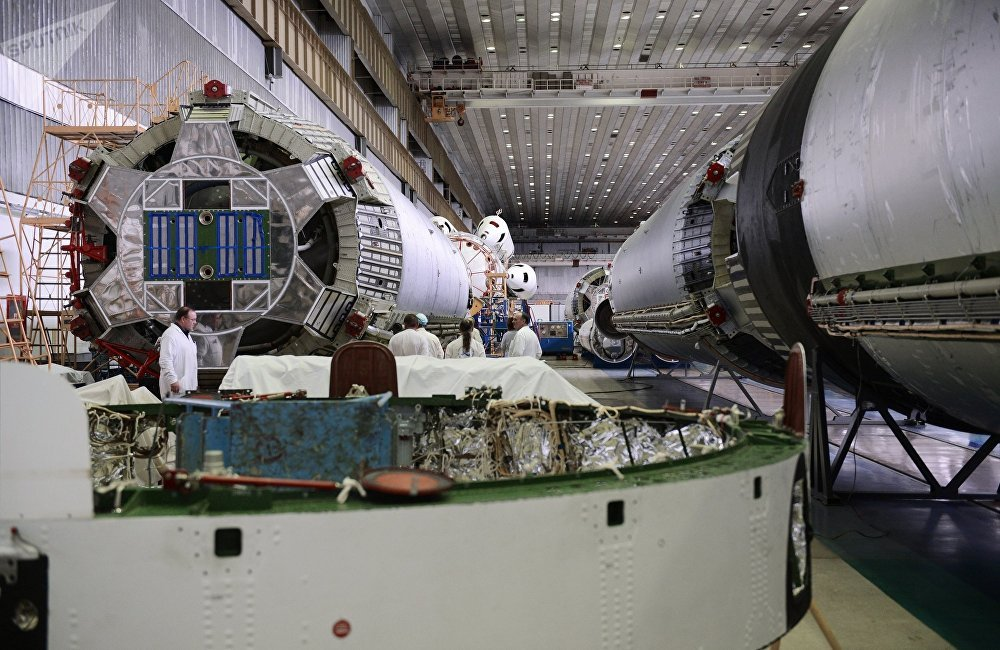 赫鲁尼切夫国家航天科研生产中心