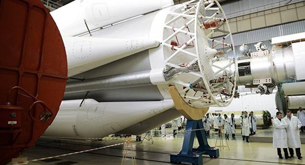 OneWeb公司或從俄購買11枚「質子」號運載火箭