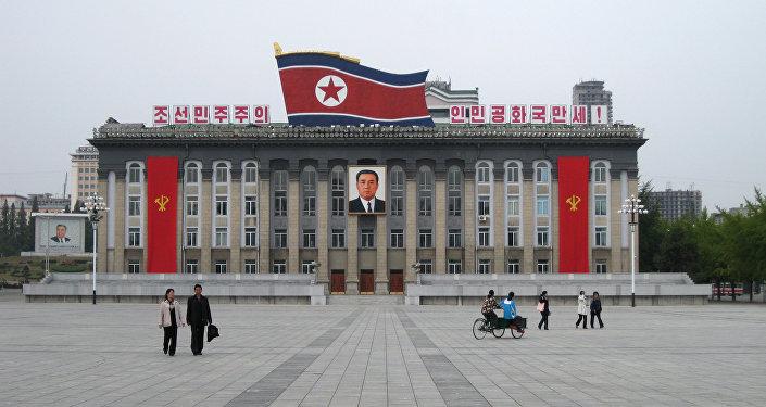 美國正在討論在朝鮮無核化情況下開設駐朝使館的可能