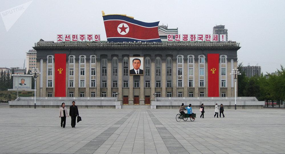 美国正在讨论在朝鲜无核化情况下开设驻朝使馆的可能