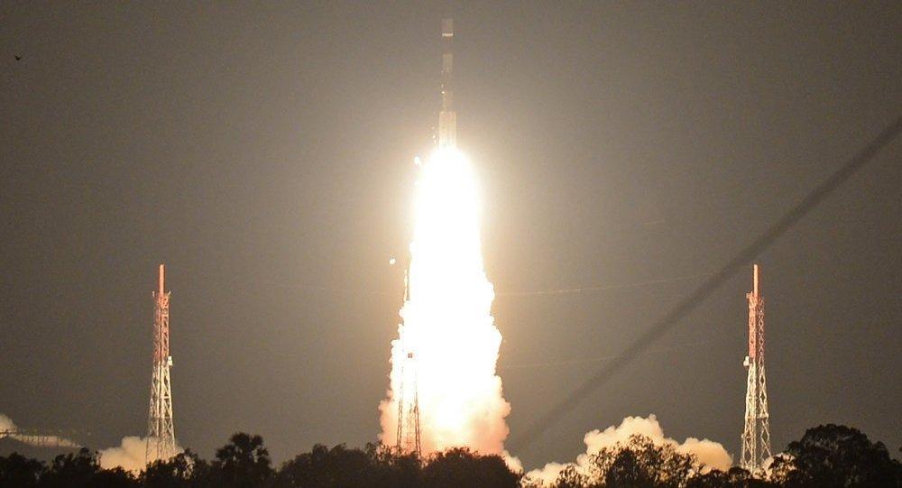 IRNSS-1I卫星