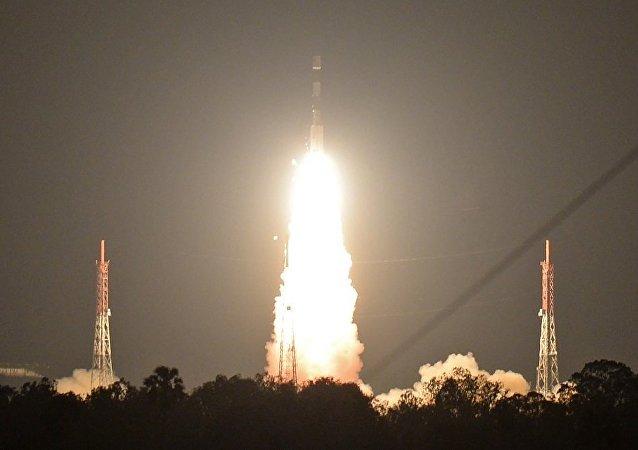 IRNSS-1I衛星