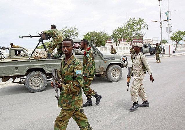 索马里军队