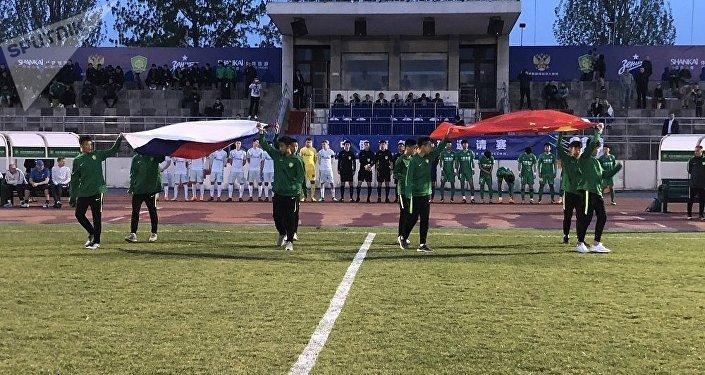 澤尼特足球俱樂部將邀請中國足球俱樂部青年隊訪俄
