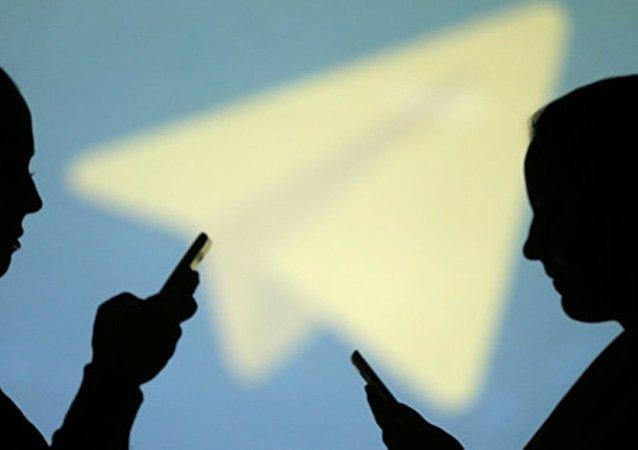 克宮:禁用Telegram不應使其他網絡服務受影響