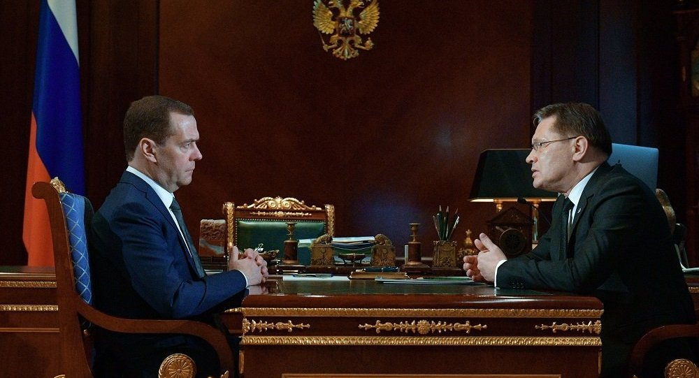 俄總理:政府將最大限度支持俄原子能集團在世界市場上推廣
