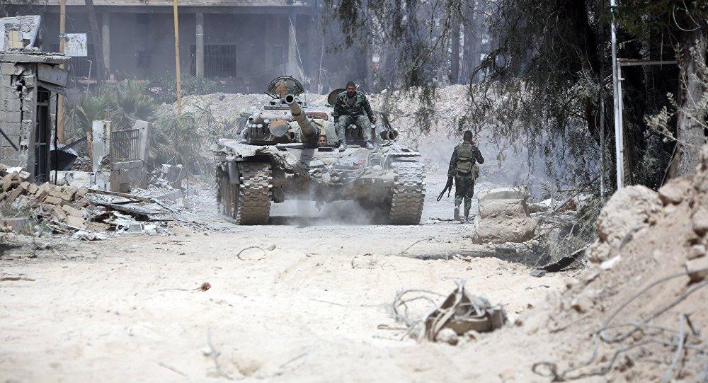 敘利亞杜馬鎮