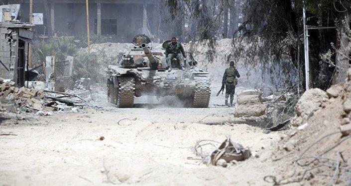 俄將於近日提供敘利亞杜馬事件的補充信息