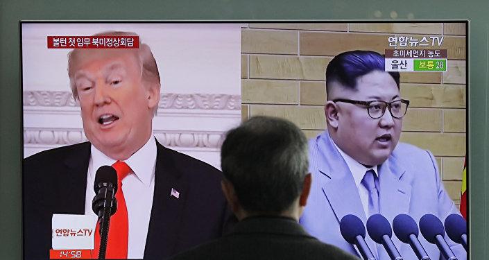 專家:朝美將在峰會上努力營造達成某種協議的氛圍